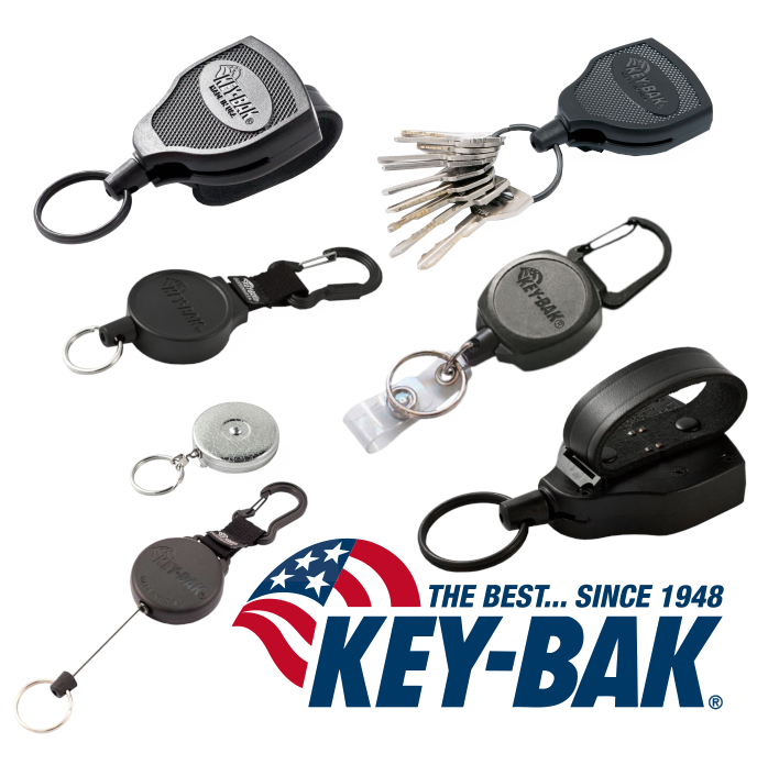 Key Bak Schlüsselrolle zur Sicherung von Schlüsseln gegen unbefugtes entfremden